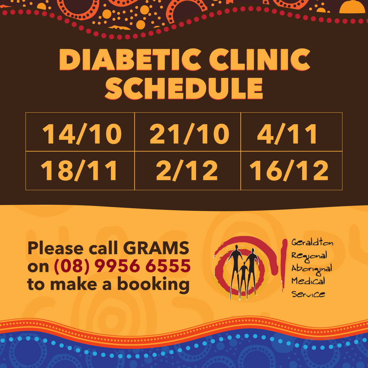 Diabetic Clinic GRAMS