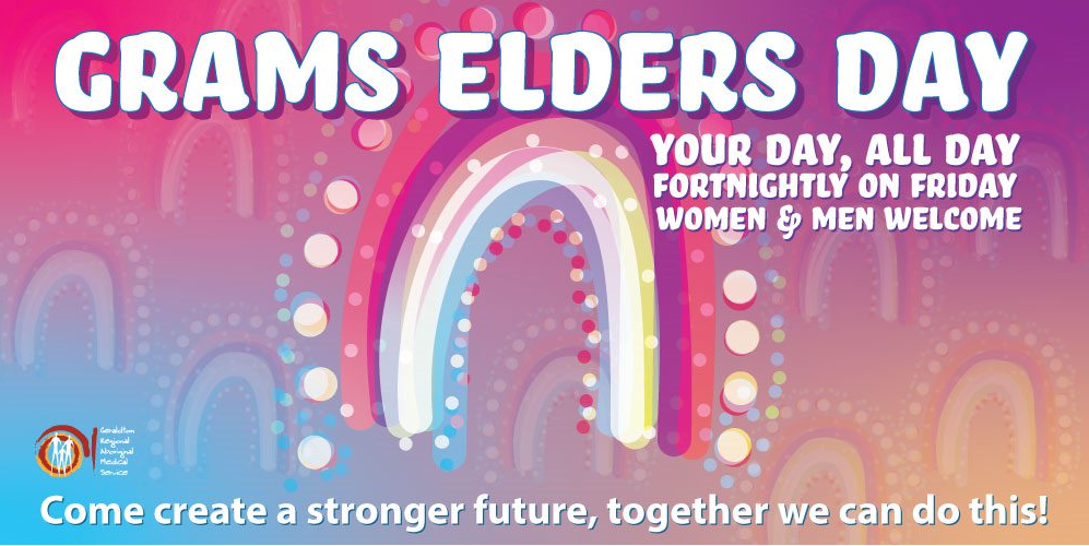 Elders Day Program - creating a place to connect with our Elders