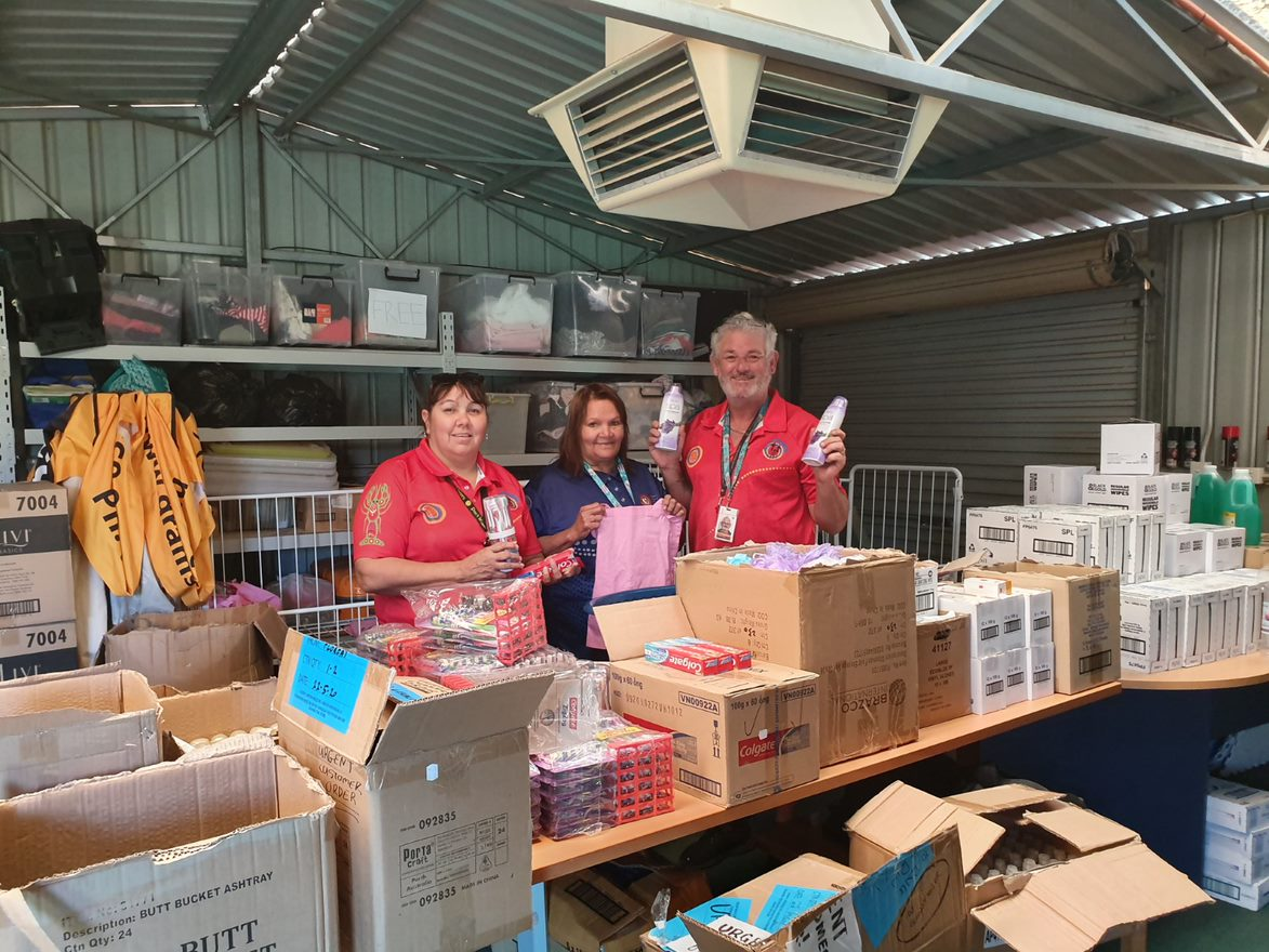 COVID-19 care packages support local community